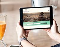 elemental 4 life branding & website