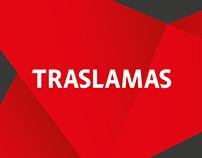 Traslamas Corporate Identity Concept