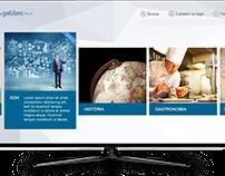 Galileo Play // Smart tv app