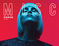 MISC magazine redesign