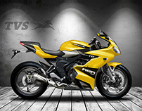 TVS APACHE NEXT 180 CONCEPTS