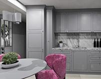 Interior/Kitchen design