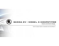 Skoda EV - Model 3 Competitor