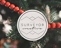 Surveyor Creative Logo