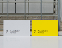 ABA Architects Print and Identity