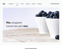 Landing page - iLeet