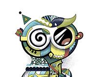 Street Style Owl