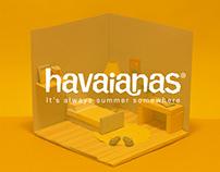 It's always summer somewhere - Havaianas