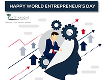 Happy World Entrepreneur's Day - Byteknight Creations