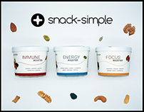 Snack Simple | Health Boosting Trail Mix