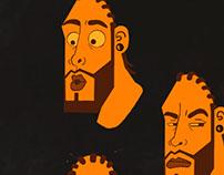 Jamal - Character Design