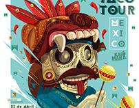 Los Petit Fellas. Tour Mexico
