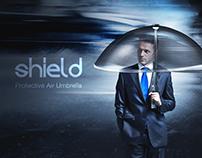 Shield Air Umbrella