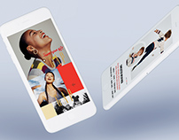 Gap - Online Concept Redesign