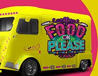 Food truck concept design