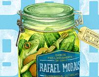 B A R B A D A . Rafael Morais