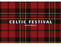 Celtic Festival - Missoula Brand Identity
