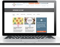 Experience UW HIMT - Blog Design