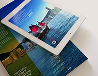 Design Print & Digital Publication for Consulting Firm