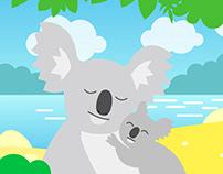 The Koala song