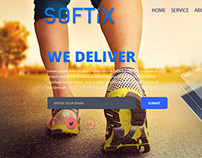 Softix Website Design