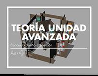 Unidad Avanzada Teoría- Concurso Diseño Pabellón