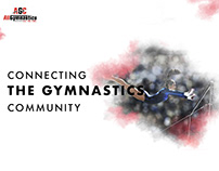 AllGymnastics Revamped Website Design & Branding