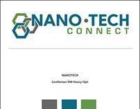 NanoTech Connect Logo Design