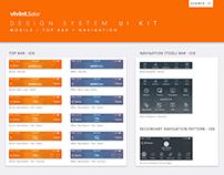 Vivint Solar Design System UI Kit