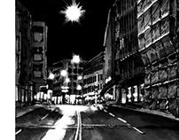 The Shadows - Comic