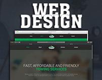 Web Design & Development - Summit Towing, co.