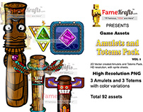Amulets and Totems Pack