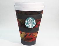 Starbucks Product Display