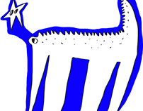 Dino stickers for telegram
