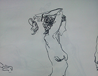 Life Drawing (Modelo Vivo)