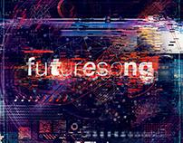 VOIA - Futuresong Album Art