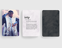 MBTI: Tarot Card Project