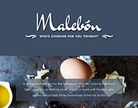 Malebon . Food Delivery Service