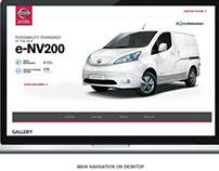 Nisan e-NV200