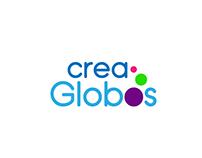 Logo CREAGLOBOS #Branding