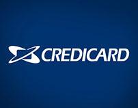 Banner de site - Credicard (Animação)