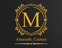 Almeeeth_Couture Branding Identity Design