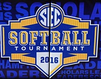 SEC SOFTBALL TOURNAMENT