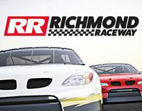 Richmond Raceway/Richmond Raceway Reimagined Logo Desig