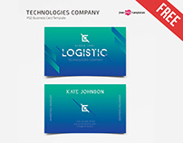 FREE COMPANY BUSINESS CARD TEMPLATE