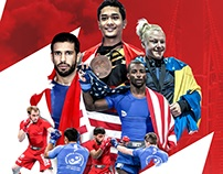 IMMAF Promo | Bahrain 2017 International Mixed Martial