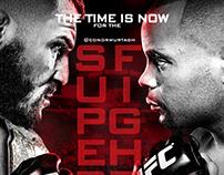 UFC 226 Keyart