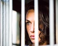 Imprisoned.