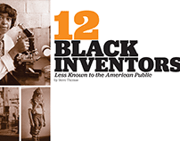 12 Black Inventors Less Known to the American Public
