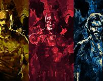 Netflix - Marvel Heroes - Alternative